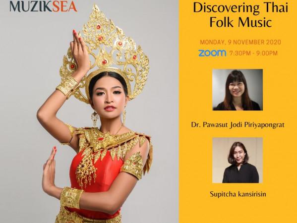 Discovering Thai Folk Music